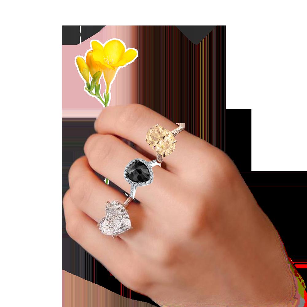 Linara Diamonds E1515079885230