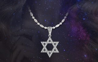 4 Judaic Star Of David