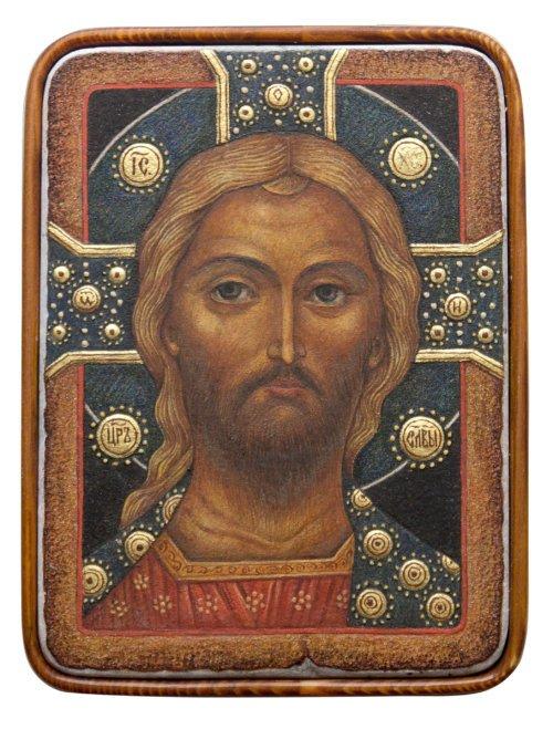 Christ Gold Hear