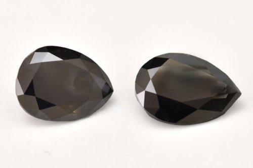 Fancy Black Pear Copy