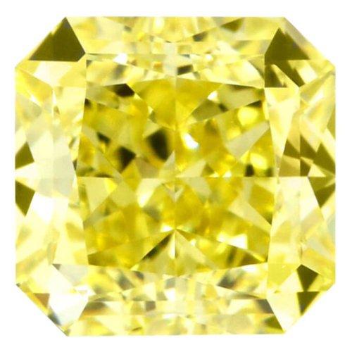 Fancy Intense Yellow Radiant