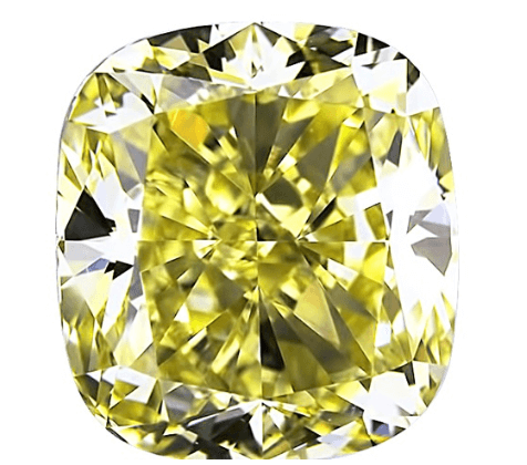 Fancy Yellow Diamond 2