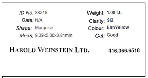 Hw Certificate 88219