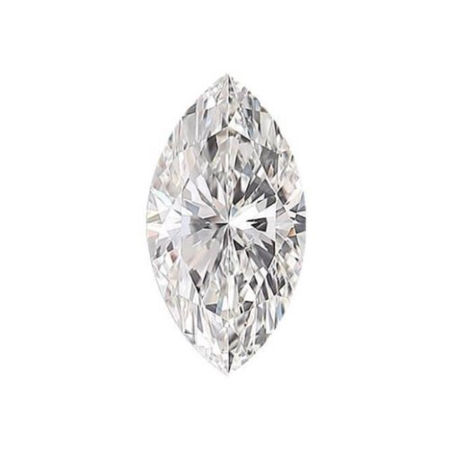 Marquise Cut Diamond Sidestone