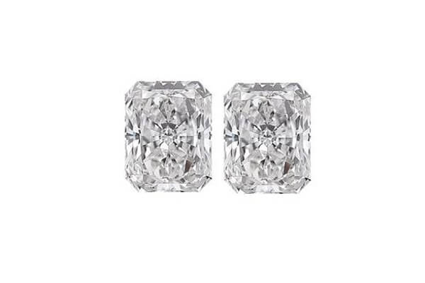 8e4882d187bcd Buy $ on Demand, Radiant Cut Diamond Pair, Certified