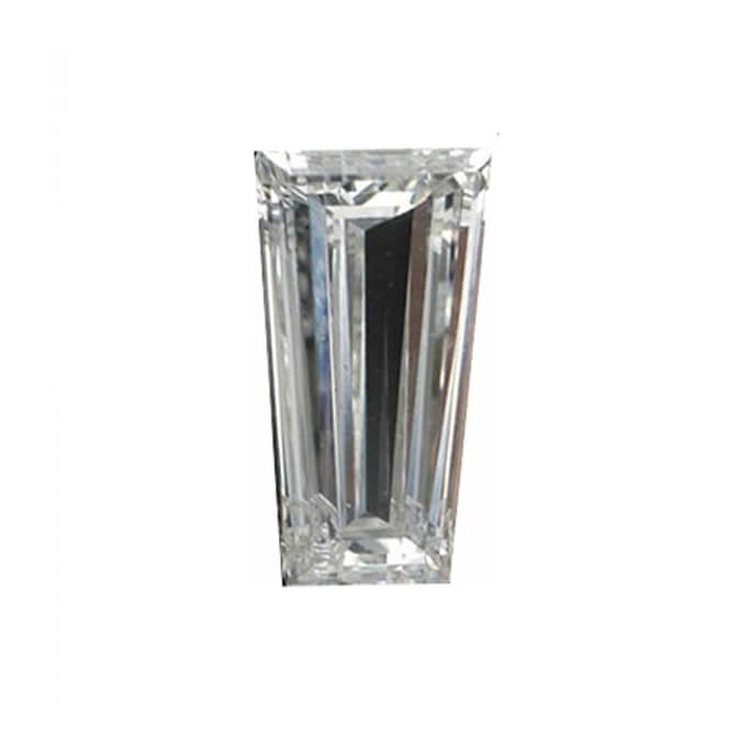 Tapered Baguette Cut Diamond Sidestone