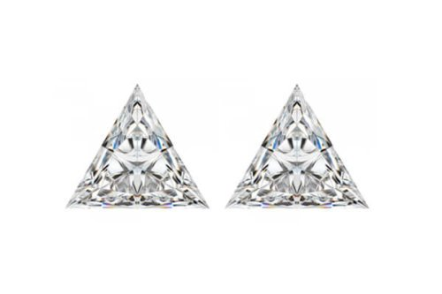 Triangel Cut Diamond Pairs Copy