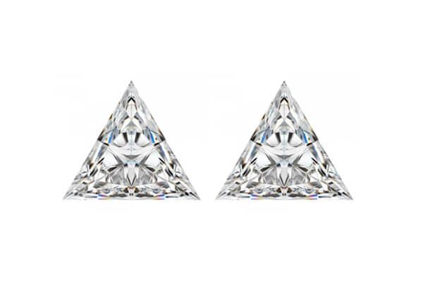 Triangel Cut Diamond Pairs Copy