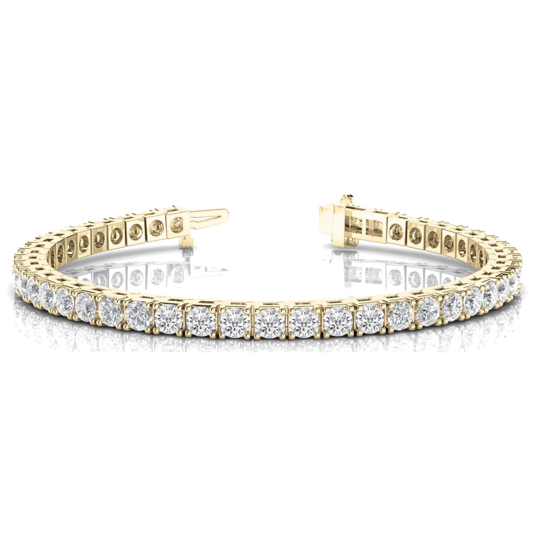 70026 Bracelet Yellow 1