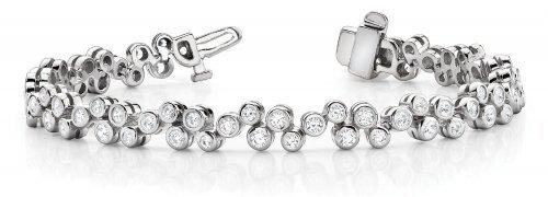 Cascade Diamond Bracelet