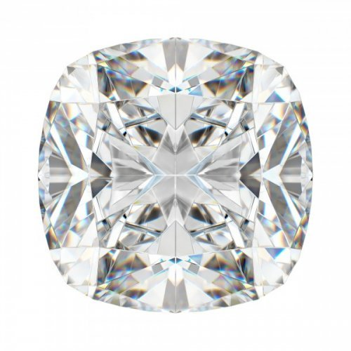 Belgium Cushion Cut Diamond