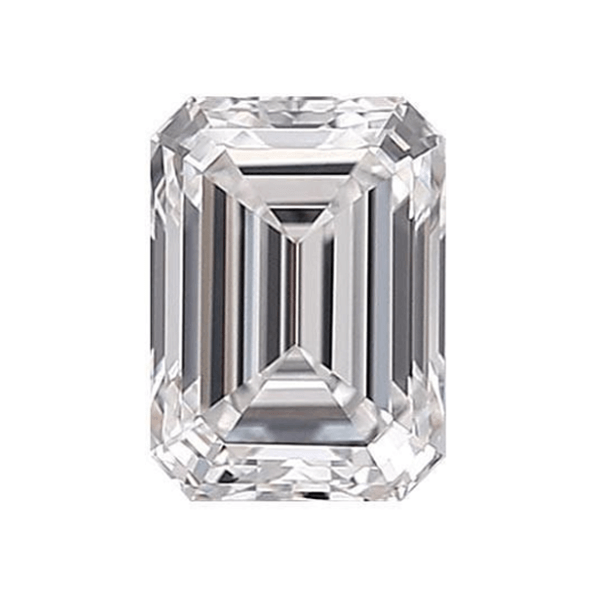 Emerald Diamond Cut 1