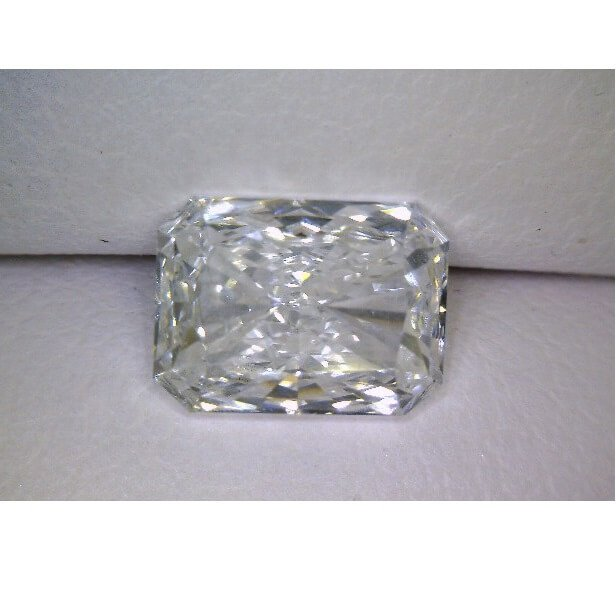 Radiant Cut Canadian Diamond