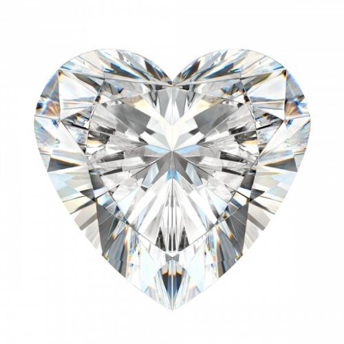 Belgium Heart Shaped Diamond