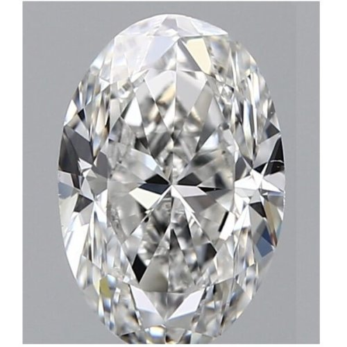Oval Cut Canadian Diamond