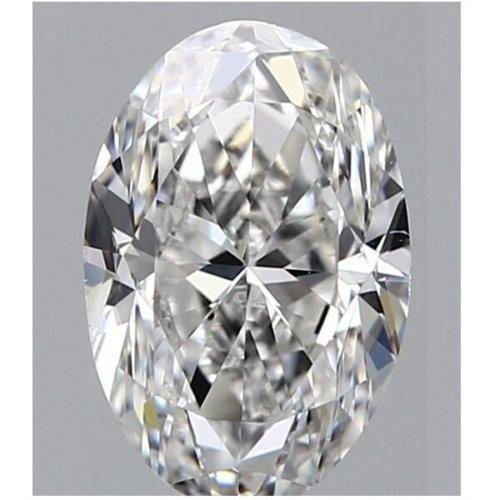 Oval Cut Canadian Diamond