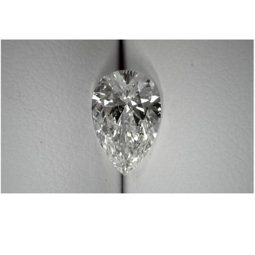 Pear Cut Canadian Arcticmark Diamond