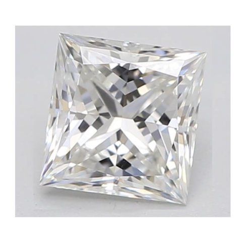 Princess Cut Canadian Diamond