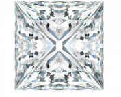 Belgium Princess Cut Diamond