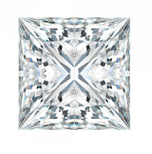 Belgium Princess Cut Diamond