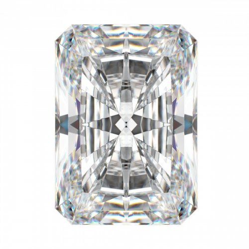 Belgium Radiant Cut Diamond 1