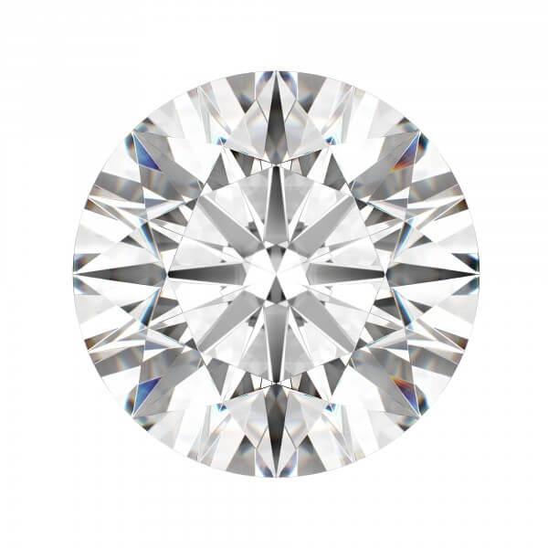 Belgium Round Brilliant Cut Diamond 1