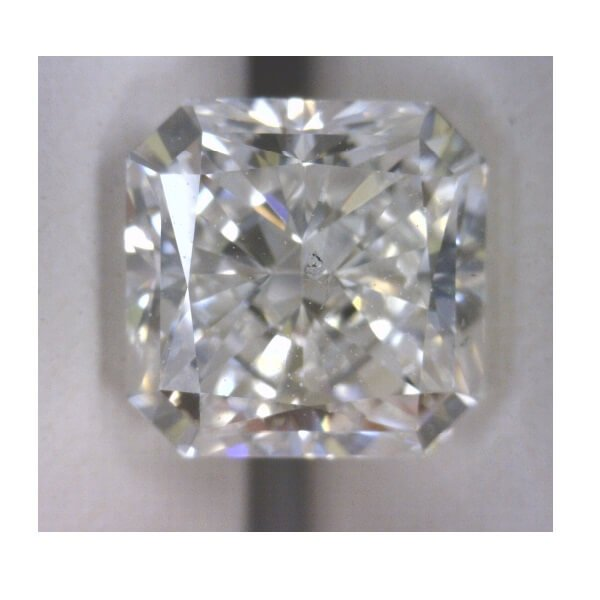 Belgium Square Radiant Cut Diamond