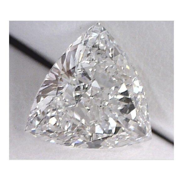Triangle Cut Diamond Actual