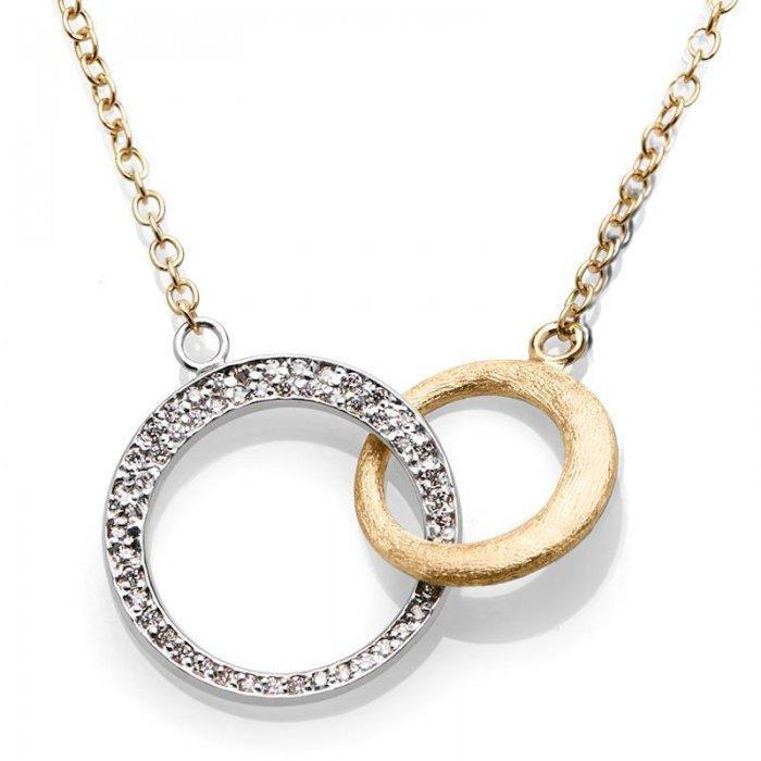 Circle Duo Pendant
