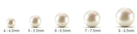 Freshwater Pearl Size Mm