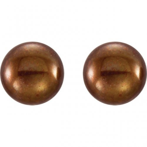 Loose Chocolate Freshwater Cultured Pearl