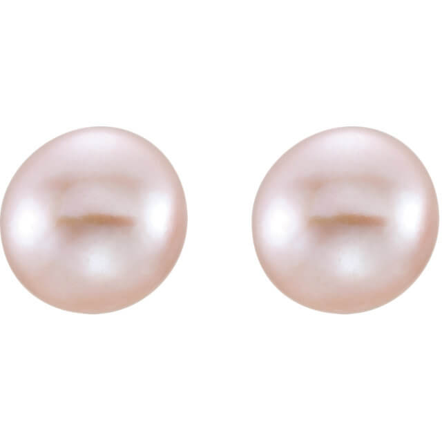 Loose Cultured Pink Freshwater Pearl