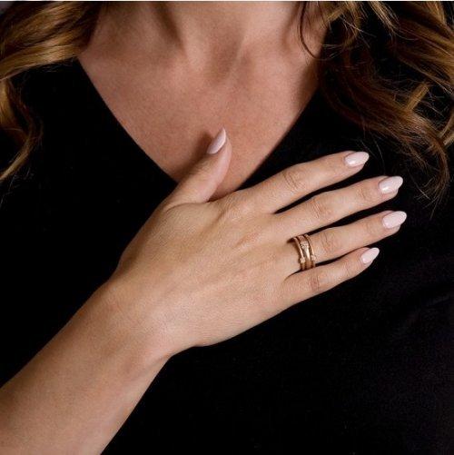 Designer Bar Style Ring