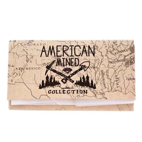 American Mined Montana Map
