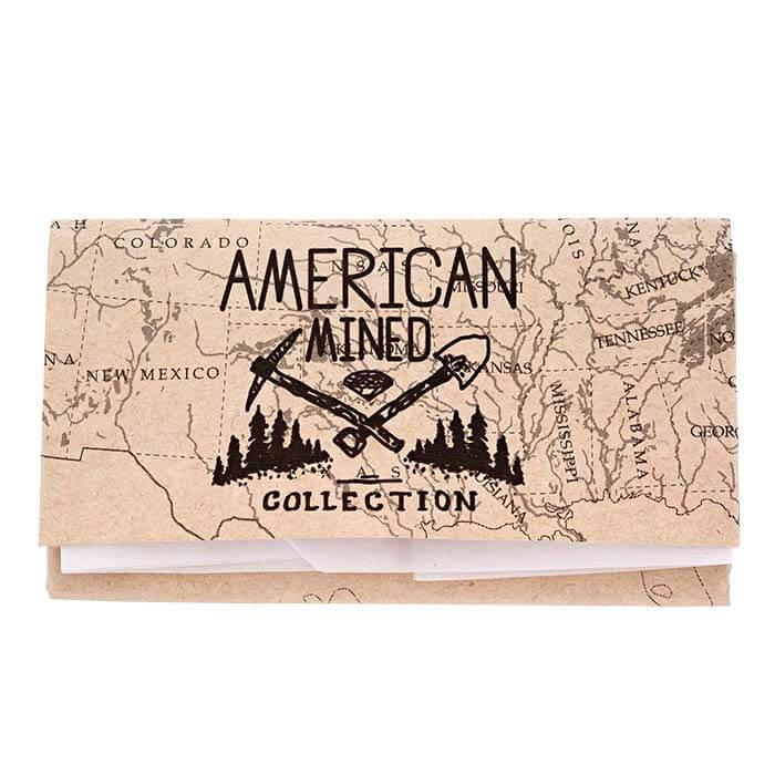American Mined Montana Map
