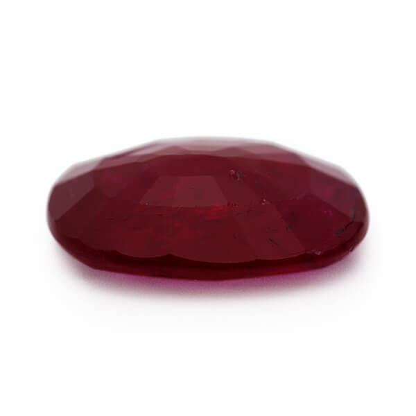 Oval Burmese Ruby 2