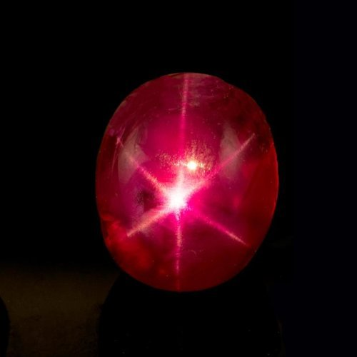 Burmese Unheated Star Ruby