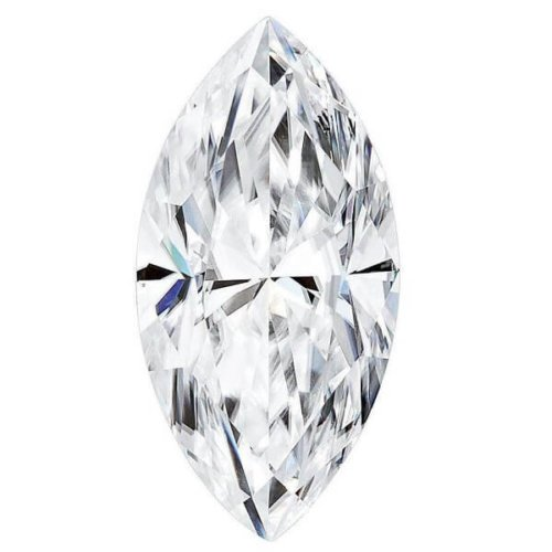 Marquise Forever One Charles Colvard Loose Moissanite Stone
