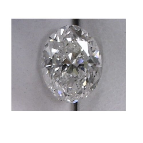 Oval Real Diamond