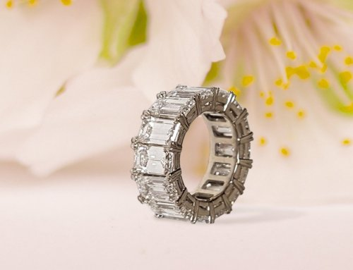 Eternity Wedding Anniversary Diamond Ring