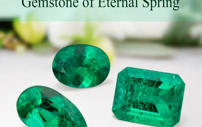 The Emerald Gemstone Of Eternal Spring