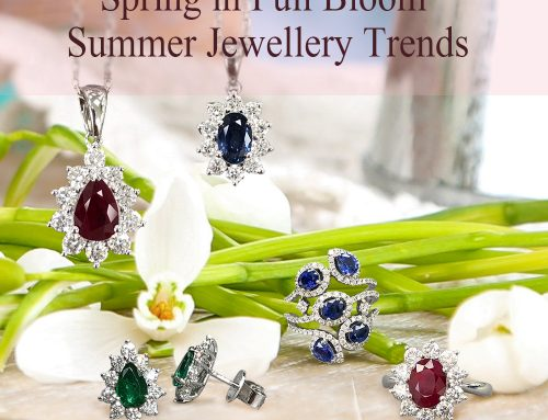 Spring in Full Bloom – Summer Jewellery Trends!